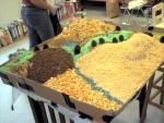 Cereal landscape, by Julie Kahn (2)